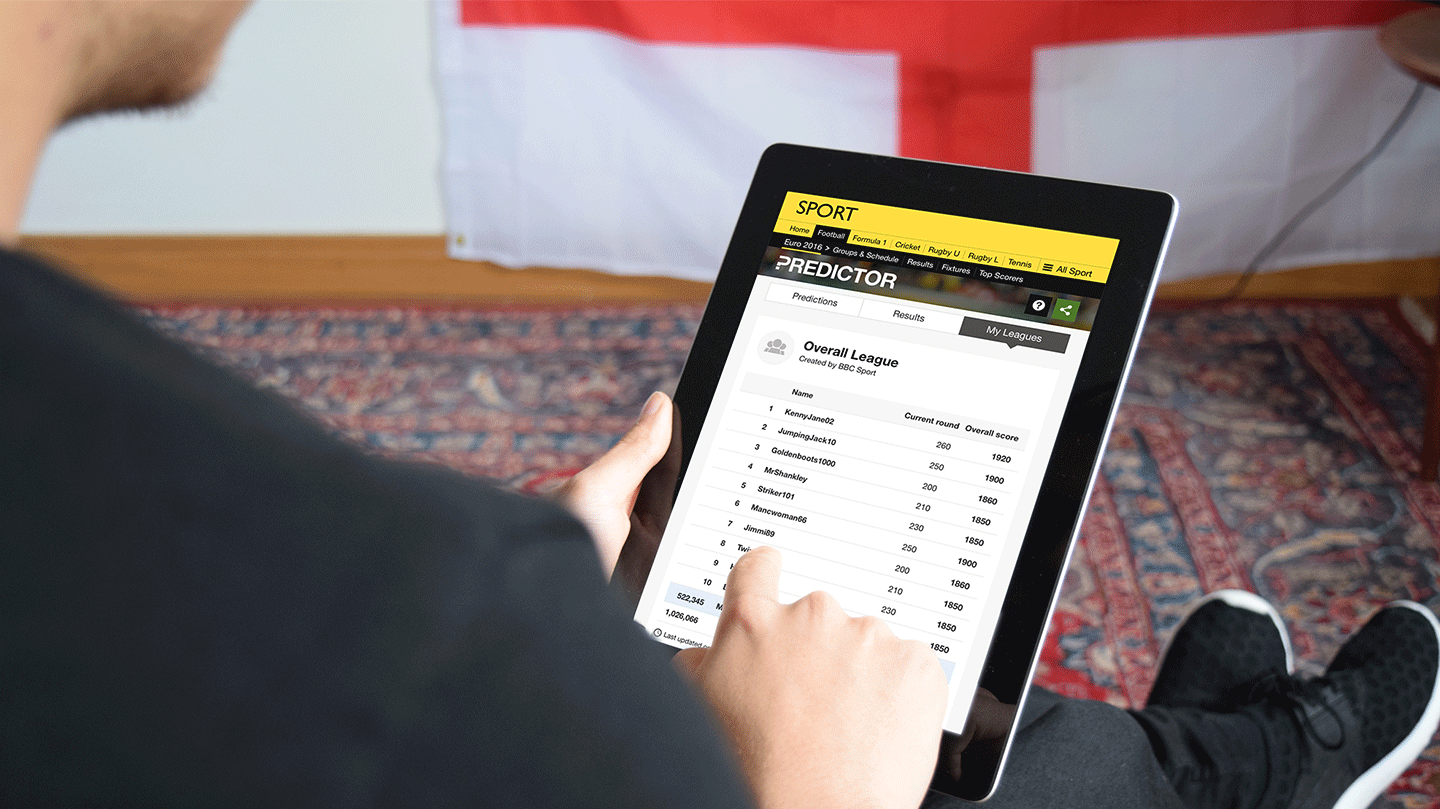 BBC-sport-predictor-tablet